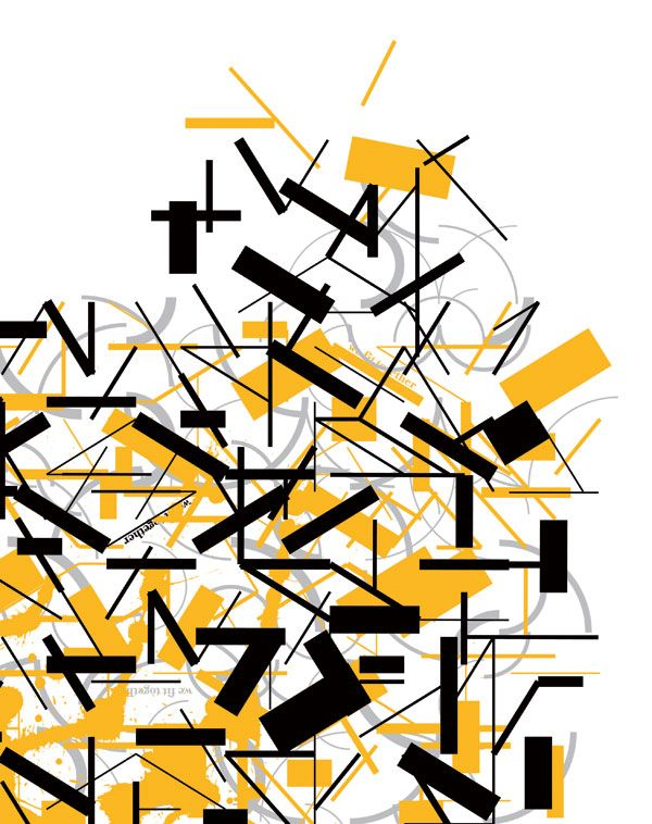 Lines  Stuff  Andy Howell (San Francisco, USA)#Repin By:Pinterest++ for iPad#