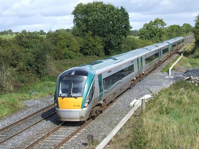 Hyundai train, Ireland by Paja.ja, via Flickr