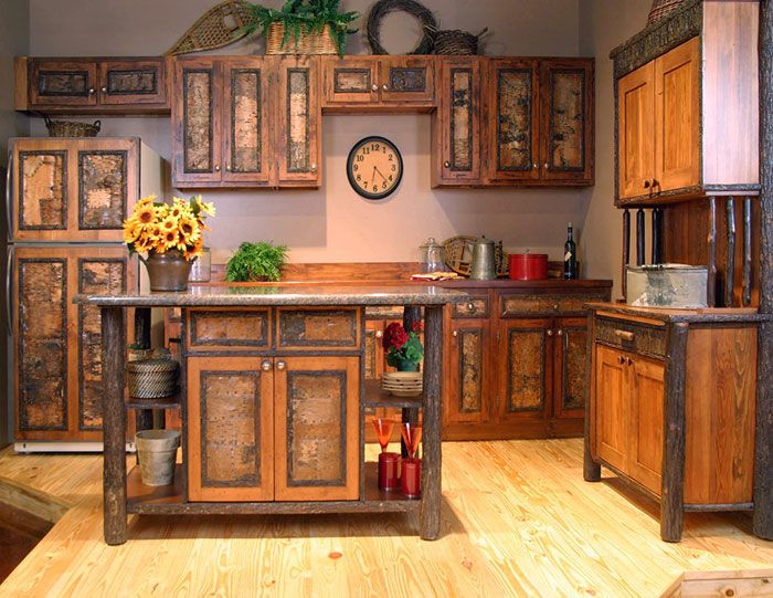 17 best images about kitchen remodeling idea 39 s on for Rustic kitchen cabinets