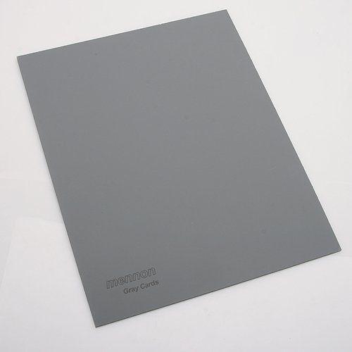 18% Gray Card 8x6 Inch 6x4 Inch For White Balance Exposure O1P Big Bargain