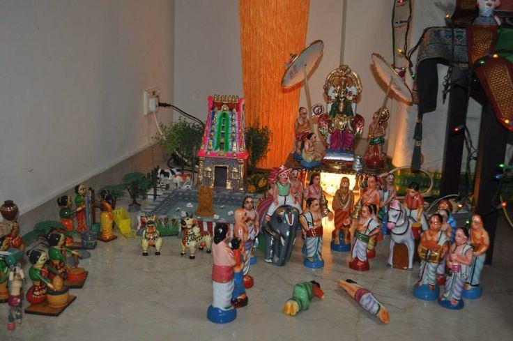Golu 2013 - Garuda sevai oorvalam
