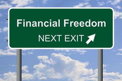 Unelmana taloudellinen vapaus