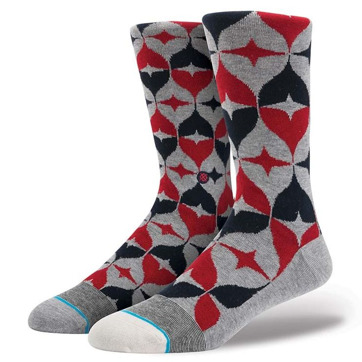 Stance | Jester Navy Navy socks | Buy at the Official website Stance.com.
