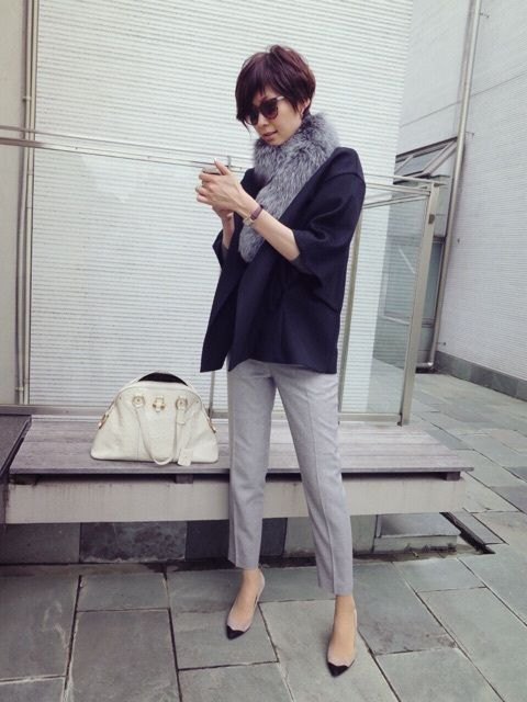 Maki's wardrobe&レスリーの画像   田丸麻紀オフィシャルブログ Powered by Ameba