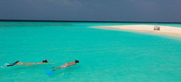 Siempre he deseado estar en una playa asi!!! Allá voy....