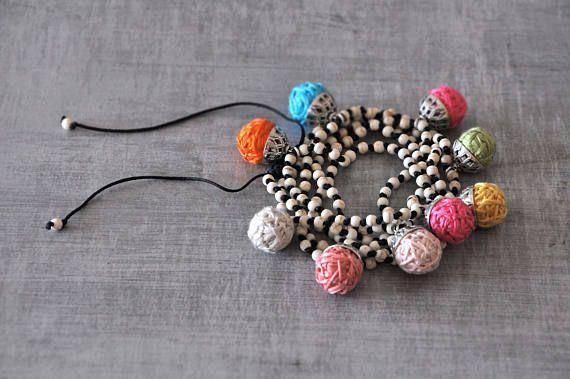 Unique Long Necklace  Charm Necklace  Gypsy Greative