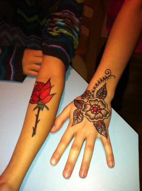 25 best ideas about sharpie tattoos on pinterest for Fake tattoo hairspray