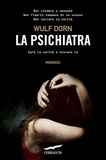Leggere In Silenzio: ADOTTA UN LIBRO #18 : La Psichiatra di Wulf Dorn