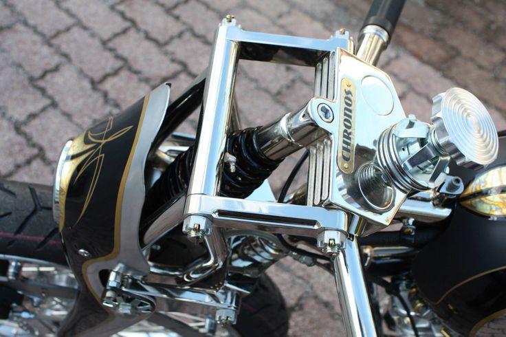 Chronos Custom Pan Head Panhead Harley Davidson