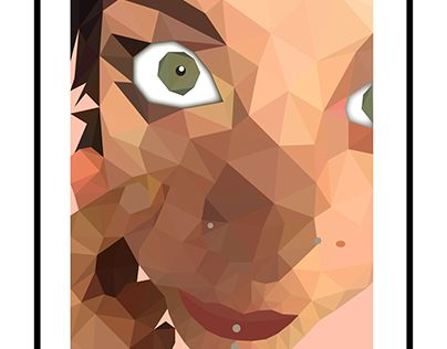 """Check out new work on my @Behance portfolio: """"Low Poly Art- angeliaami."""" http://be.net/gallery/52320615/Low-Poly-Art-angeliaami"""