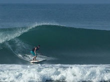 go to surf camp in Costa Rica