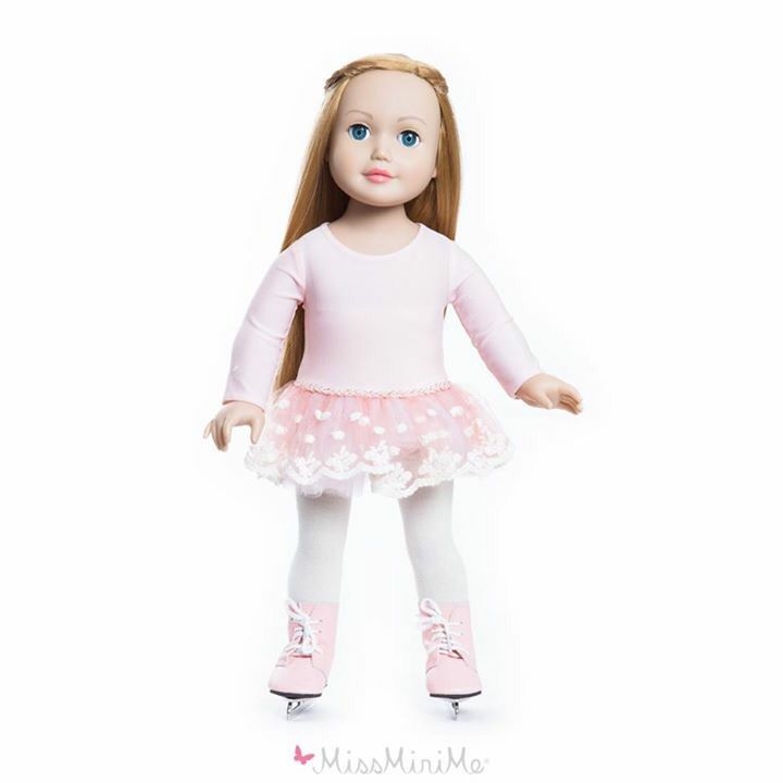 Miss Stella ☀️ She has blonde hair, light skin and blue eyes. One of our twelve dolls. #missminime#missminimedoll#missminimedolls#missstella#blonde#blueeyed#beautiful#qualitydoll#girl#musthave#doll