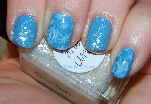 Melanie's Fancies: Snowflake fun with Narmai's franken