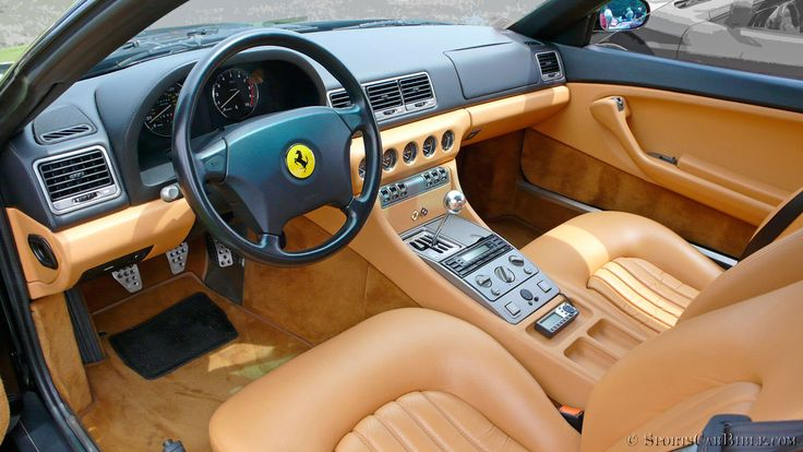 ferrari 456 gt beautiful neo classic interior design for the ferrari 456 gt ferrari. Black Bedroom Furniture Sets. Home Design Ideas
