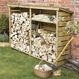 Rowlinson Large Log Store