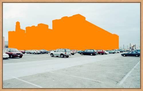 Mauren Brodbeck - Untitled Urbanscape 5