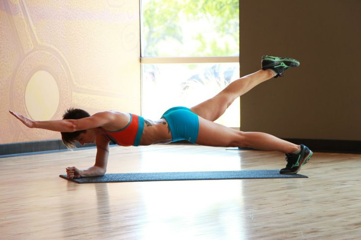 7 Plank Exercises for a Tighter and Toned Stomach