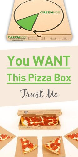 You Want This Pizza Box � Trust Me