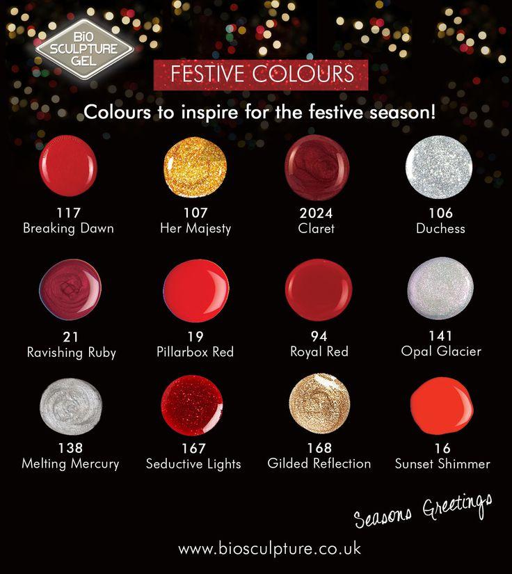 Festive Colours