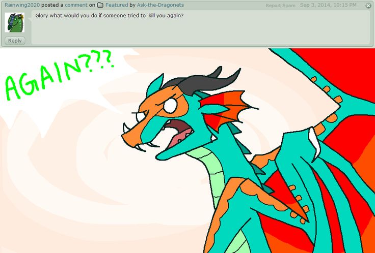 Not again! by Ask-the-Dragonets on DeviantArt