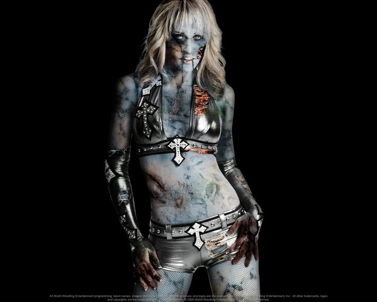 WWE Zombies:Michelle McCool