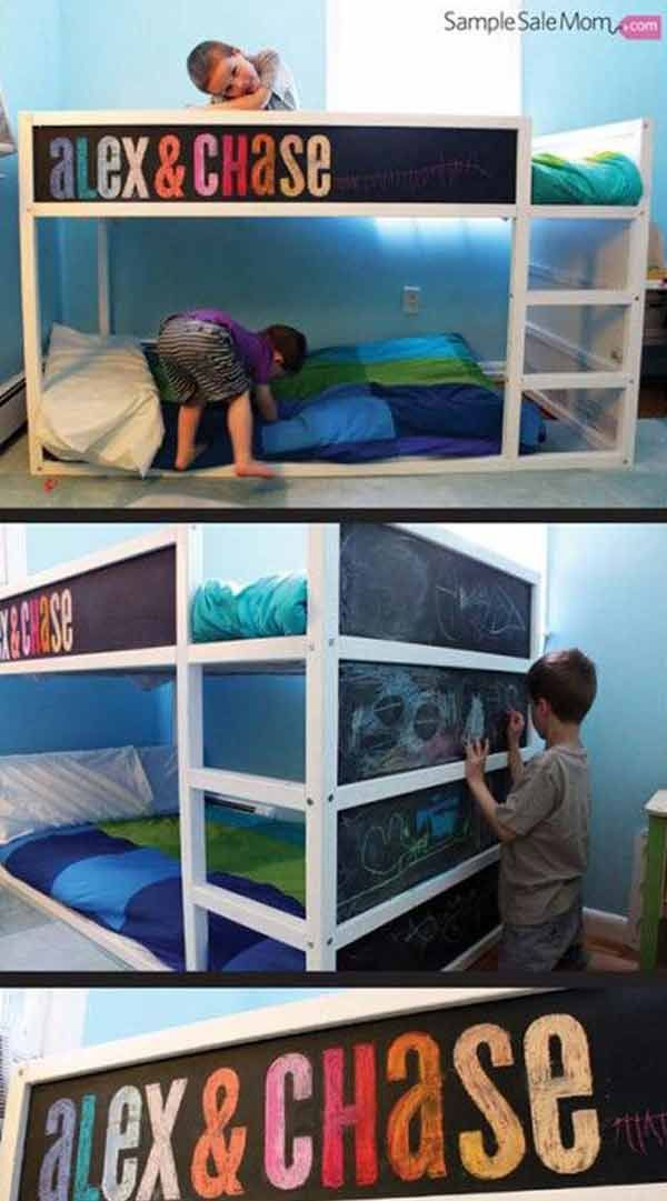 Kids are all full of fun and imagination, and their rooms should be too. There are a lot of cool decorating ideas for kids rooms. Decorate your kid's room with chalkboard paint is one of the most awesome ways, and your kids will absolutely love. Kids will be having tons of fun, painting and then […]