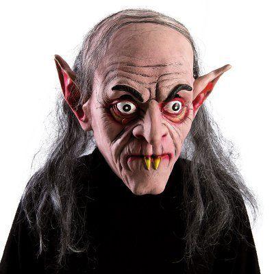 CARNIVAL TOYS S.R.L. - VAMPIRE MASK LATEX - http://moviemasks.co.uk/shop/carnival-toys-s-r-l-vampire-mask-latex