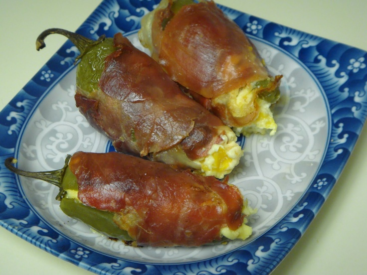 daily cuisine by tanya mango amp peach cream cheese stuffed jalapenos ...