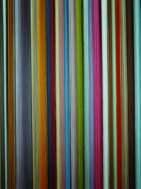 Curtain shop, row of curtains in Niš, Serbia     Great to look at!!!
