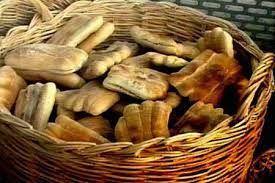 """Taranta Peligna, Abruzzo il 3 febbraio si celebra San Biagio, patrono del paese. Per la festa del Santo vengono preparate le """"panicelle"""", delle paste a forma di mano benedicente preparate dalla confraternita di San Biagio."""