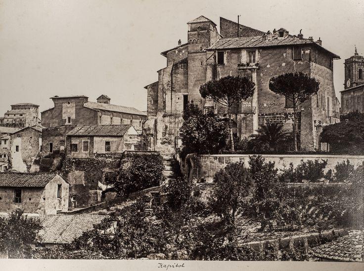 Palazzo Caffarelli- 1854