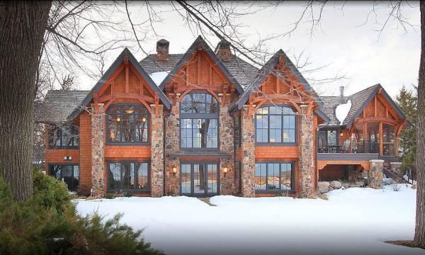 Zach Parise S Lake Minnetonka Home Home Pinterest