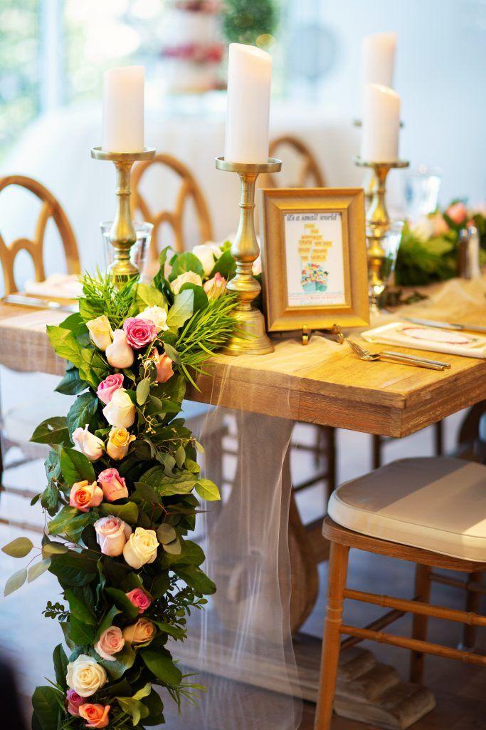 GM Conference Center – Epcot in 2019 | Disney Wedding Decor