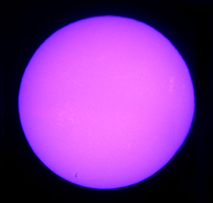 purple sun | Purple Sun
