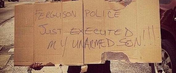 Ferguson, Missouri Community Furious After UNARMED Teen Shot Dead By Police