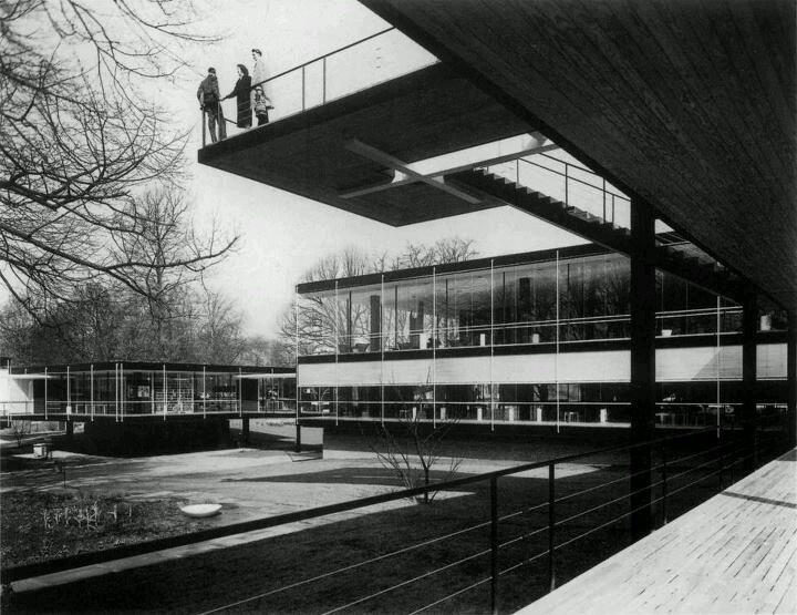 egor eiermann german pavilion brussels 1958