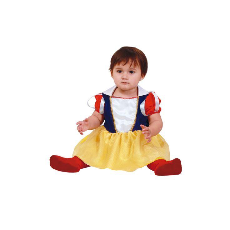Disfraz de Blancanieves Bebé #disfraces #carnaval #novedades2015
