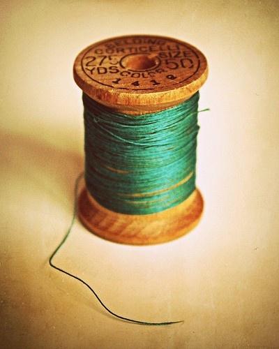 Vintage Sewing Thread
