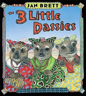 ... little dassies by jan brett more jan brett s little pigs jan brett