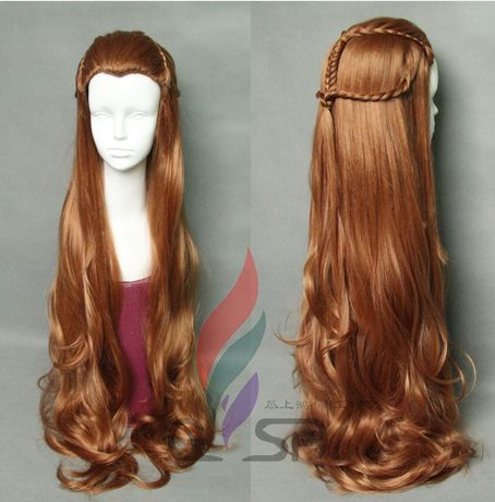 Cheap cosplay wig commissions, Buy Quality wig red directly from China wig holder Suppliers: 	film The Lord of the Rings cosplay Hobbits Female lolita elves Tauriel hair cosplay wig	package:one wig