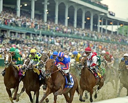 The Kentucky Derby is the most well known horse racing event in history.