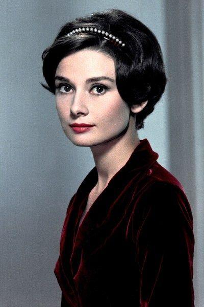 Tatler cover girl: Audrey Hepburn