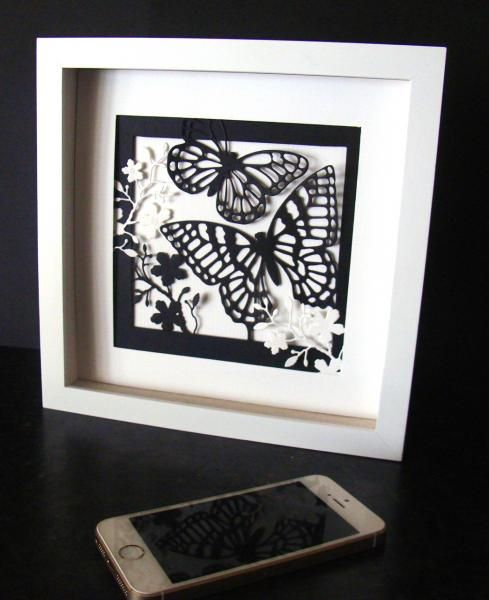 IC491 - Inspired Shadow Box More