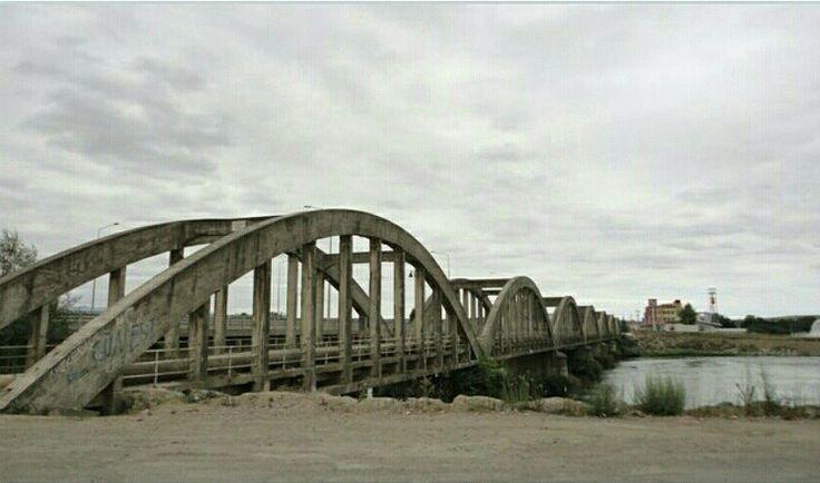 Bridge-Çetinkaya Köprüsü-Constructive: Government-Built year: 1937-Bafra-Samsun