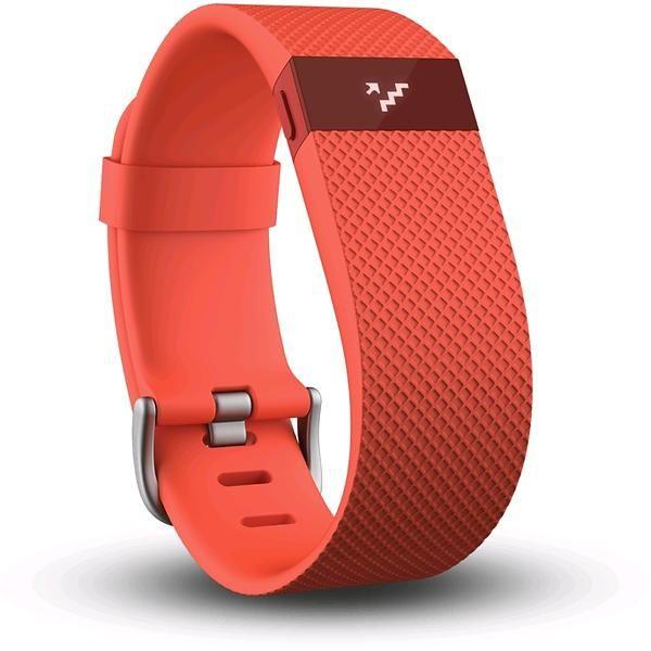 Jämför priser på Fitbit Charge HR Small - Hitta bästa pris på Prisjakt