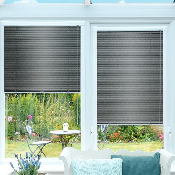 PerfectFIT Celestial Grey Perfect Fit Venetian Blind from Blinds 2go
