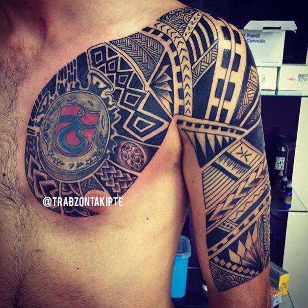 trabzon #trabzonspor #bordo #mavi #tatoo | Dovmeler | Pinterest | Ps ...