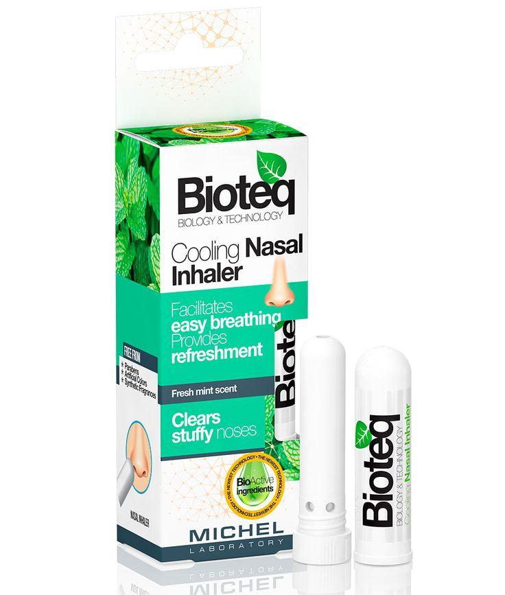 Cooling Nasal Inhaler