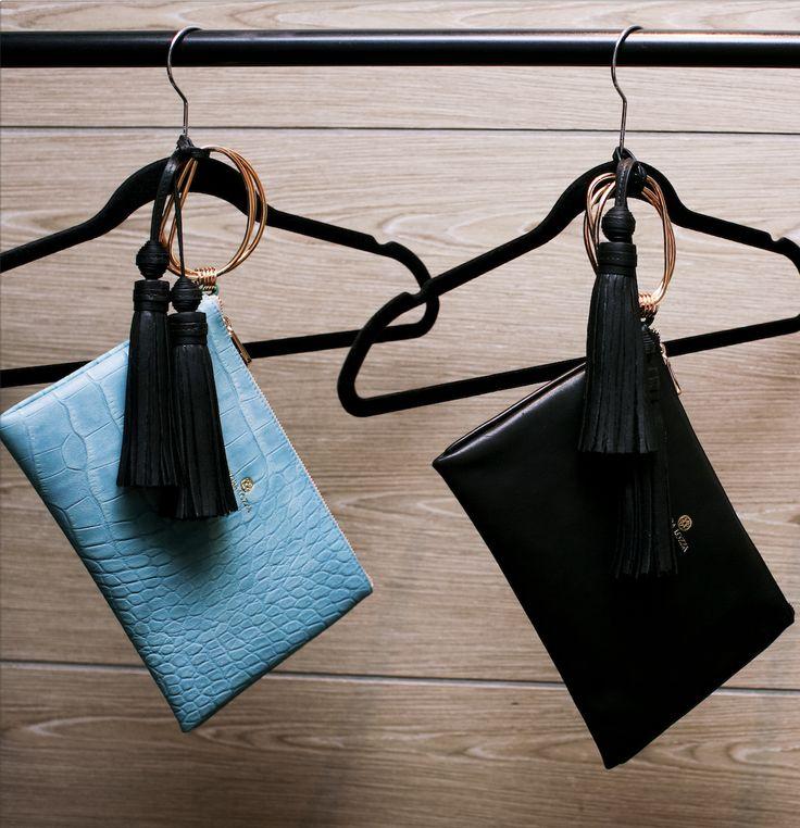 """It bag """"triple bangle"""" displayed at our private showroom 602 #bogota -- Nuestro triple aro en exhibition en el walking closet room 602 lanzamiento de coleccion"""