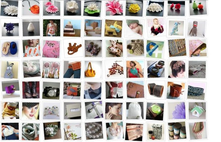 Buy and sell on the world's handmade marketplace.